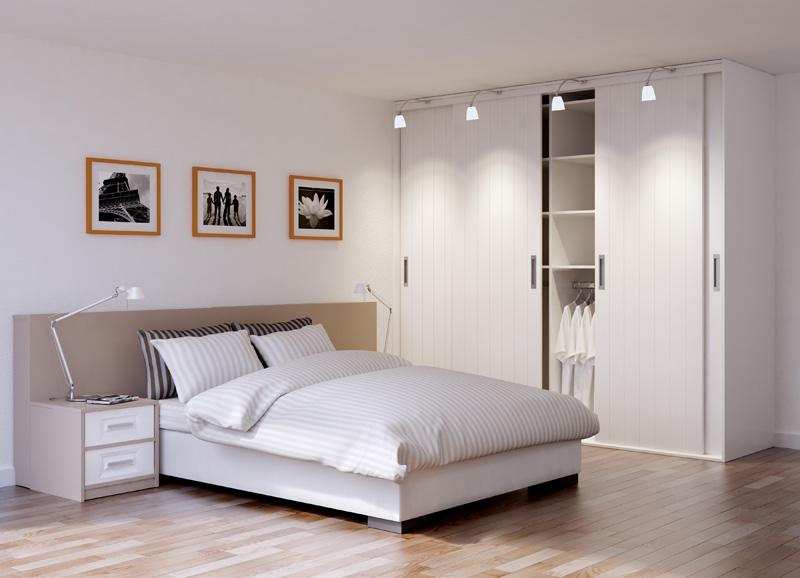 Schuifdeur In Slaapkamer : Inbouwkasten op maat inspiratie tips voor de indeling